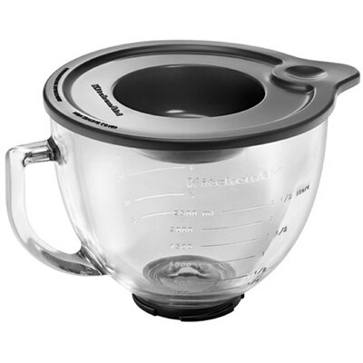 KitchenAid 5 Quart Glass Bowl