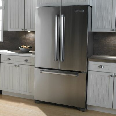 Pro Line Series 21.8 Cu. Ft. Freestanding Counter-Depth French Door Refrigerator