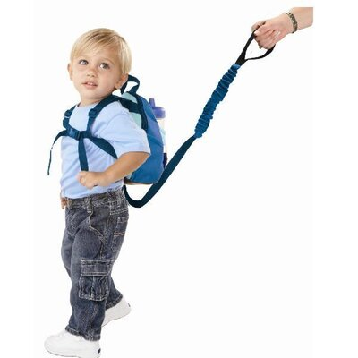 Brica By-My-Side Safety Harness Back Pack