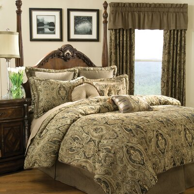 Wildon Home ® Grand Manor Bedding Collection in Yellow