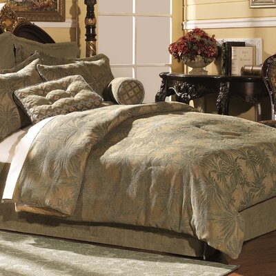 Wildon Home ® Palm Leaf  Bedding Collection