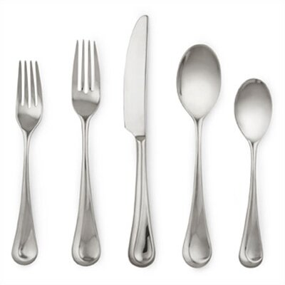 Dansk Tjorn 5 Piece Flatware Set