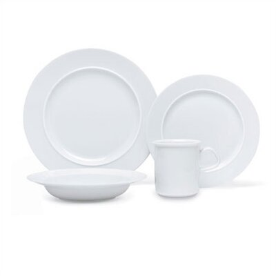 Cafe Blanc Dinnerware Set