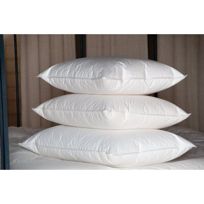 Ogallala Comfort Company Single Shell 600 Hypo-Blend Soft Pillow