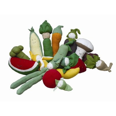 Under the Nile Veggies Greenbean Toy
