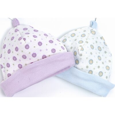 Under the Nile Twenty-Four Seven Reversible Hat in Pink Dots