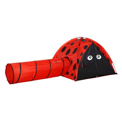 GigaTent Lily The Lady Bug Play Tent