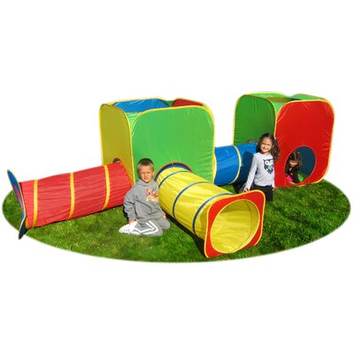 Mega Cubes and Tubes Play Tent