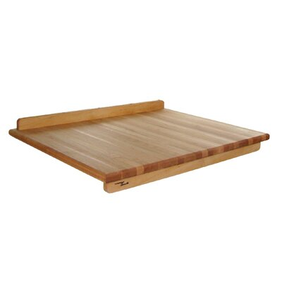 Maple Hardwood Reversible Cutting and Bread Board
