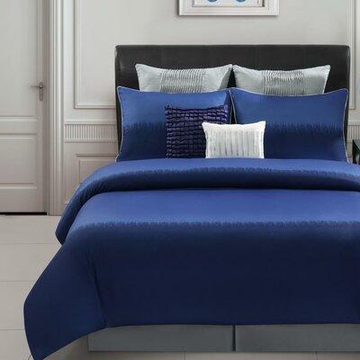 Luxury Home Bryant Park 8 Piece Comforter Set Reviews Wayfair