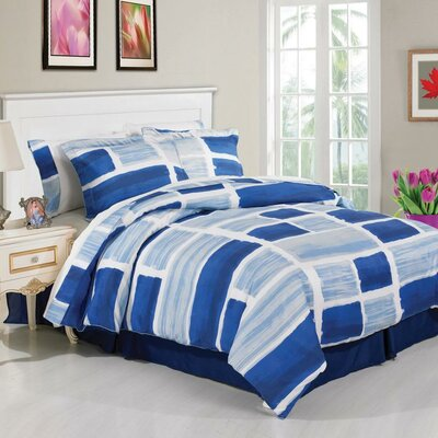 Waterfront  Piece Bed In A Bag Set By Luxury Home