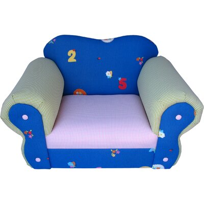 Fantasy Furniture Comfy Kid's Club Chair