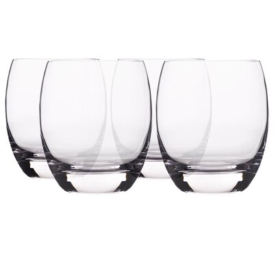 Luigi Bormioli Crescendo 15.5 oz Tumblers (Set of 4)