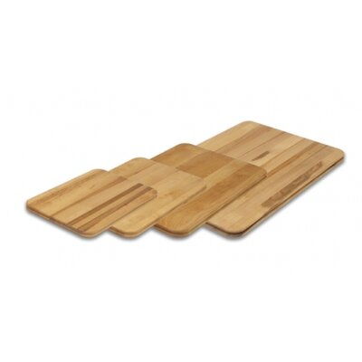 "Snow River Finger Edge 14"" Cutting Board"