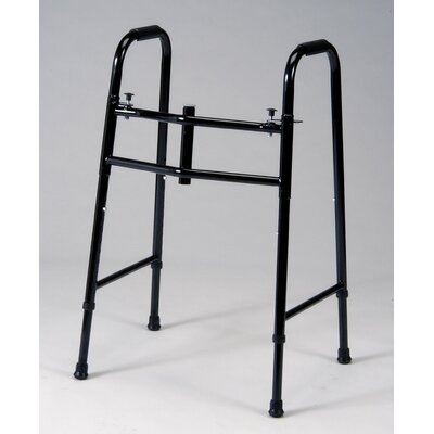 TFI Universal Youth to Adult Folding Walker in Black