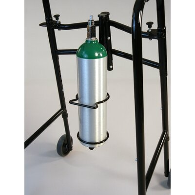 TFI Oxygen Tank Holder in Black for All Walker