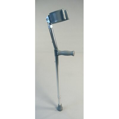 TFI Junior Forearm Crutch in Black