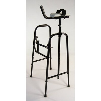 TFI Platform Attachment Heavy Duty Walker in Black