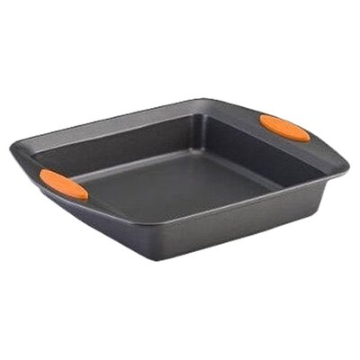 "Rachael Ray Yum-O Nonstick 9"" Square Baking Pan"
