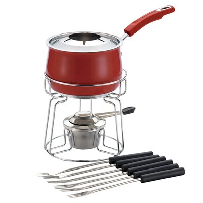 Rachael Ray Stainless Steel II 2 Qt. Fondue Set