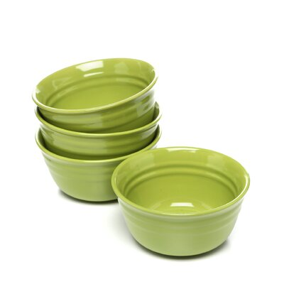 "Rachael Ray Double Ridge 6"" Cereal Bowls: Set of (4)"