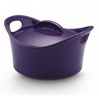 Rachael Ray Bubble and Brown 2.75-Qt. Round Casserole