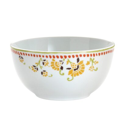"Rachael Ray Paisley 5.5"" Cereal Bowls: Set of (4)"
