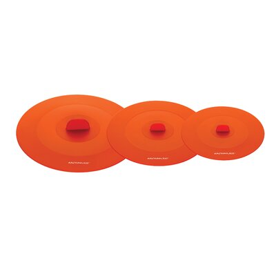 Rachael Ray Tools and Gadgets Suction Lid (Set of 3)