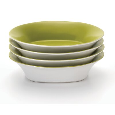 "Rachael Ray Round and Square 9"" Soup/Pasta Bowl"