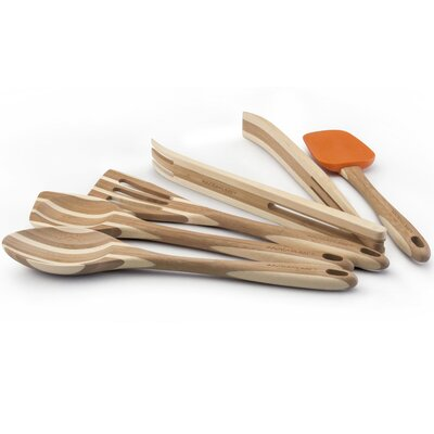 Tools & Gadgets 5-Piece Bamboo Tool Set