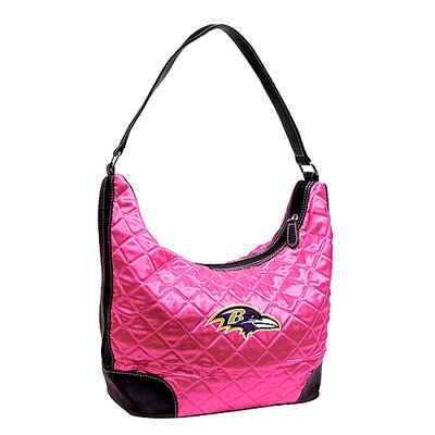 NFL Quilted Hobo Bag