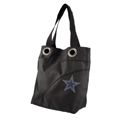 Little Earth NFL Sport Noir Color Sheen Tote Bag