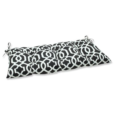 New Geo Wrought Iron Loveseat Cushion