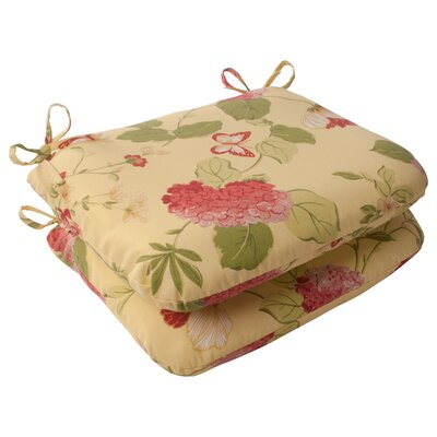 Pillow Perfect Risa Seat Cushion (Set of 2)