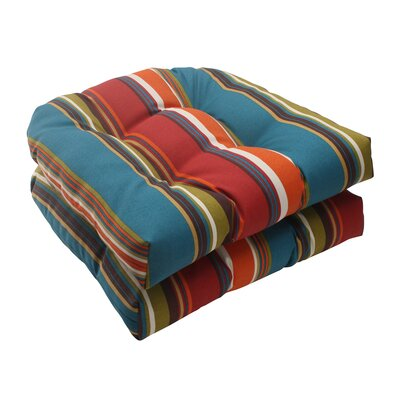 Westport Wicker Seat Cushion (Set of 2)