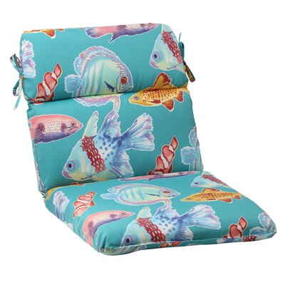 Pillow Perfect Kiley Chair Cushion