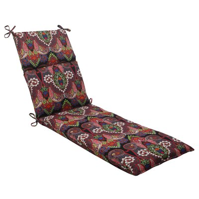 Pillow Perfect Marapi Chaise Lounge Cushion