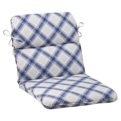 Pillow Perfect Pretty Edge Chair Cushion