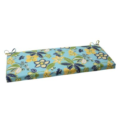 Pillow Perfect Calypso Bench Cushion