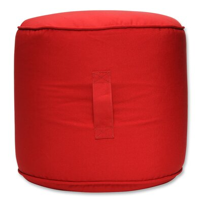Pillow Perfect Weather Resistant Bean Bag Ottoman