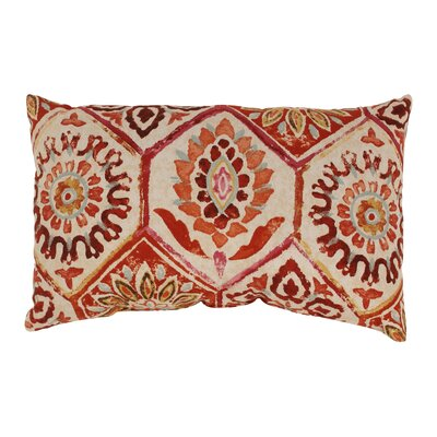 Summer Breeze Rectangular Throw Pillow