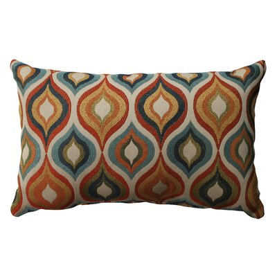 Pillow Perfect Flicker Jewel Polyester Throw Pillow