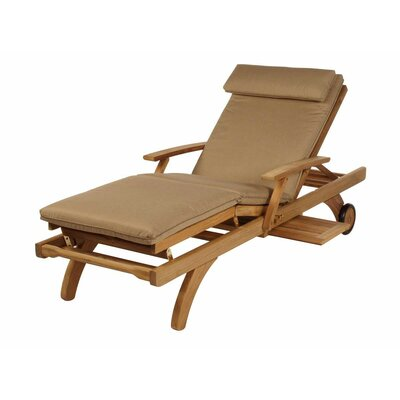 Barlow Tyrie De Luxe Lounger Cushion