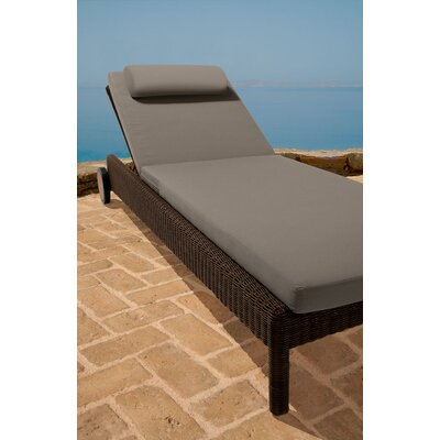 Barlow Tyrie Nevada Lounger in Cinnamon