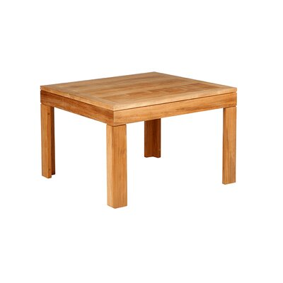 Barlow Tyrie Teak Linear Side Table