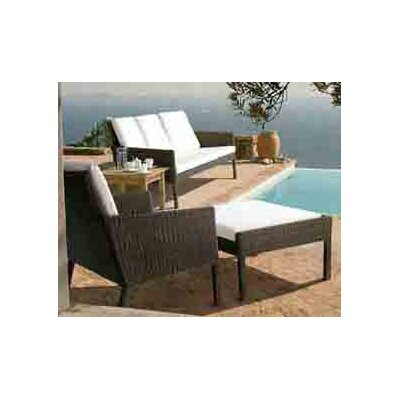 Barlow Tyrie Teak Nevada Deep Seating Chair
