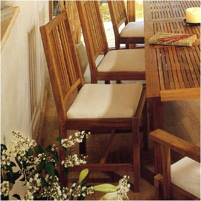 Barlow Tyrie Mission Side Chair (Outdoor)
