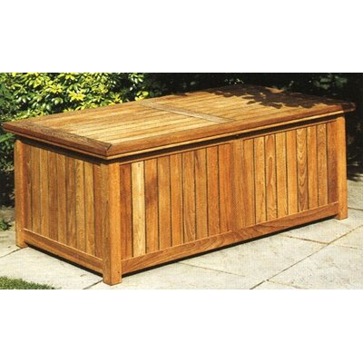 Barlow Tyrie Teak Teak Large Storage Chest