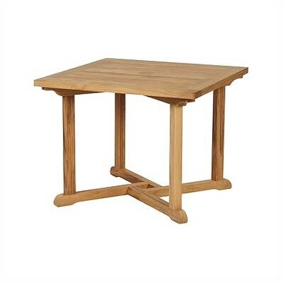 Barlow Tyrie Arundel Square Dining Table