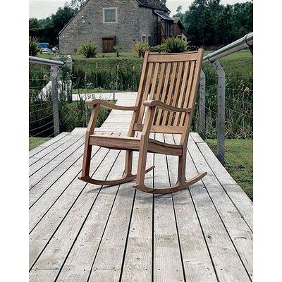 Barlow Tyrie Teak Newport Rocking Chair